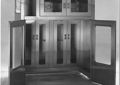 Pumping Cabinet