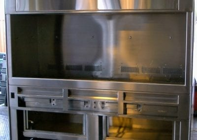 Stainless Fume Hood