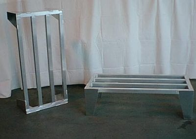 Aluminum Dunnage Racks