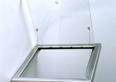 Cleanroom Tile Access Door
