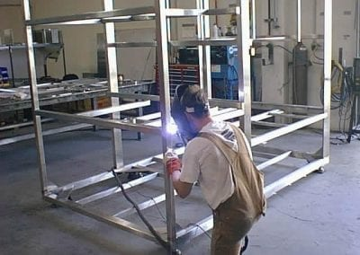 Complex Frame Fabrication