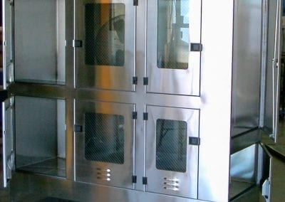 Custom Clean Room Cabinet