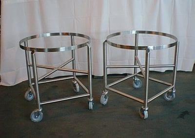 Custom Rolling Carts