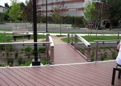 Flatbar Handrailing