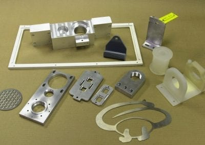 Miscellaneous Machined Parts