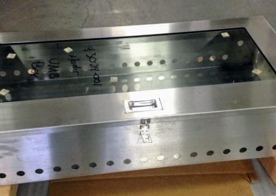 Stainless Gas Boxes