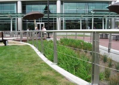 Tubular Handrails with Installation