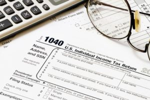 Form 1040 U.S. Individual Income Tax Return