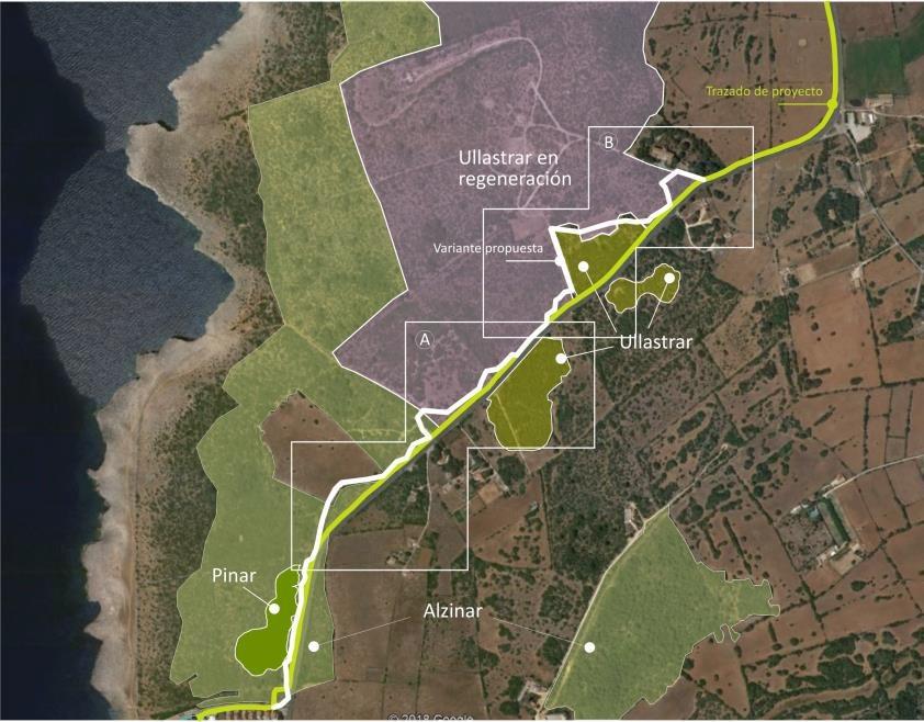 Evaluación impacto ambiental gasificación de la isla de Menorca