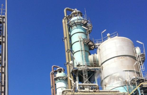 Huella de carbono fosfatos