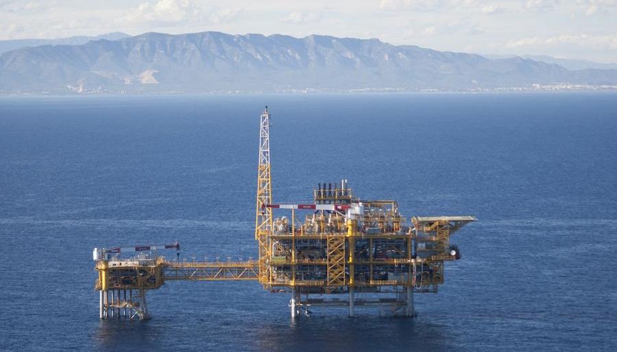 Monitoreo ambiental almacenamiento subterráneo gas natural