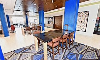 Remodeled commercial office with electrical contractor