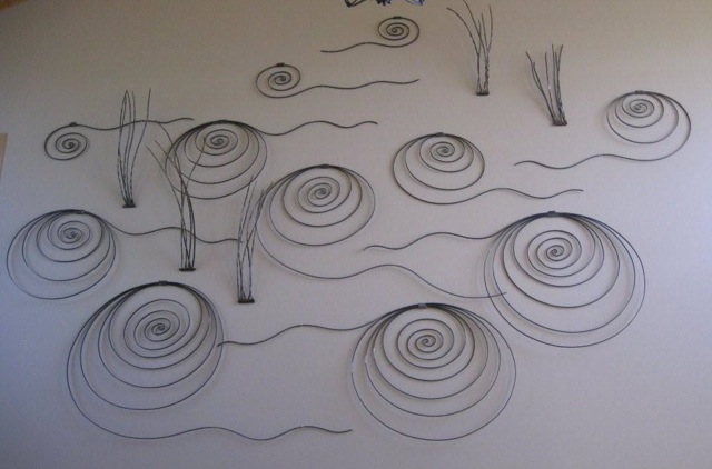 Spiral Meditation:Water, Wind and Whirlpool