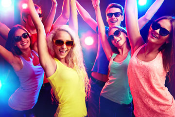 Stage & Dance Floor Rentals