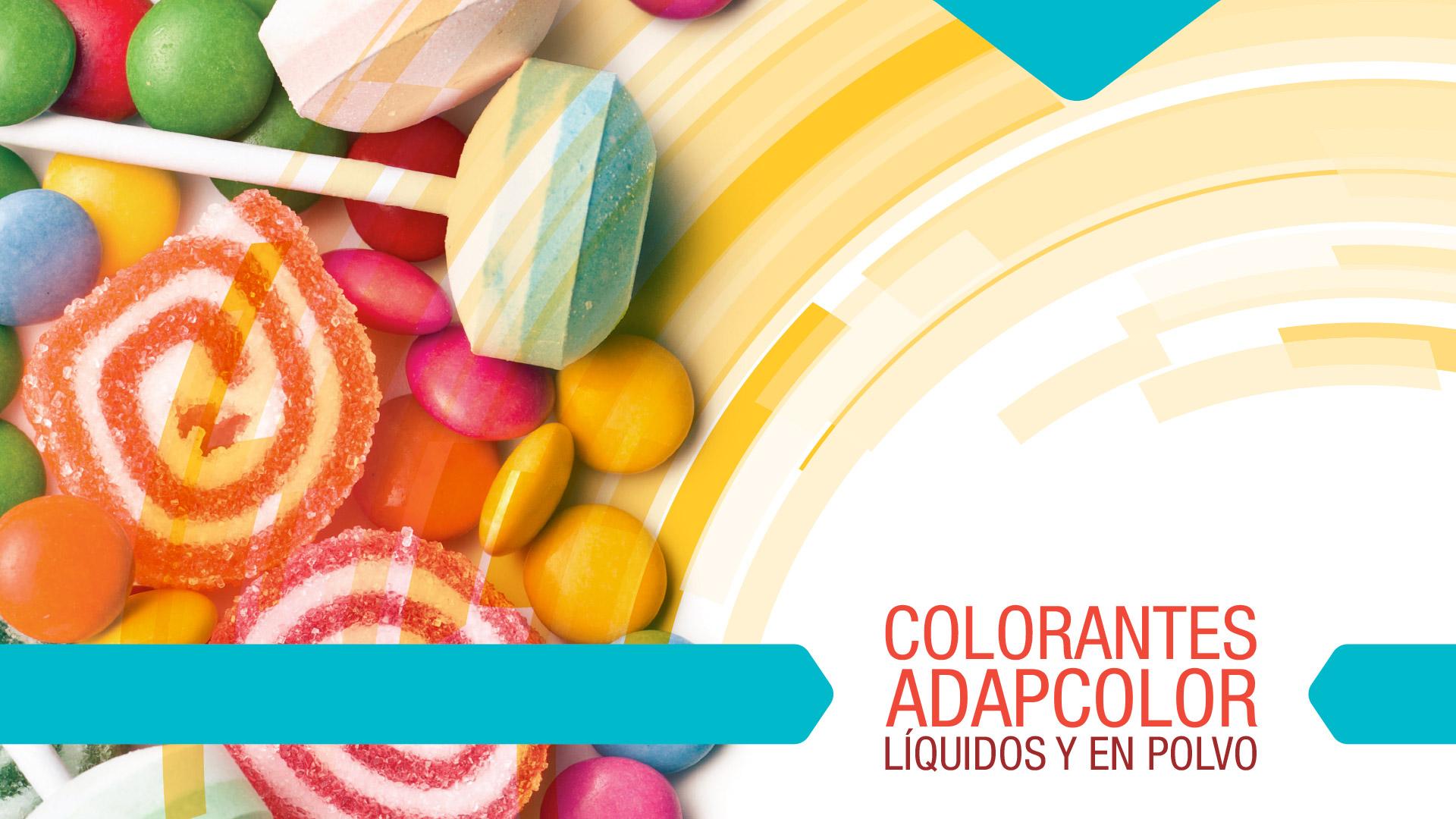 Colorantes ADAPCOLOR | Líquidos y en Polvo