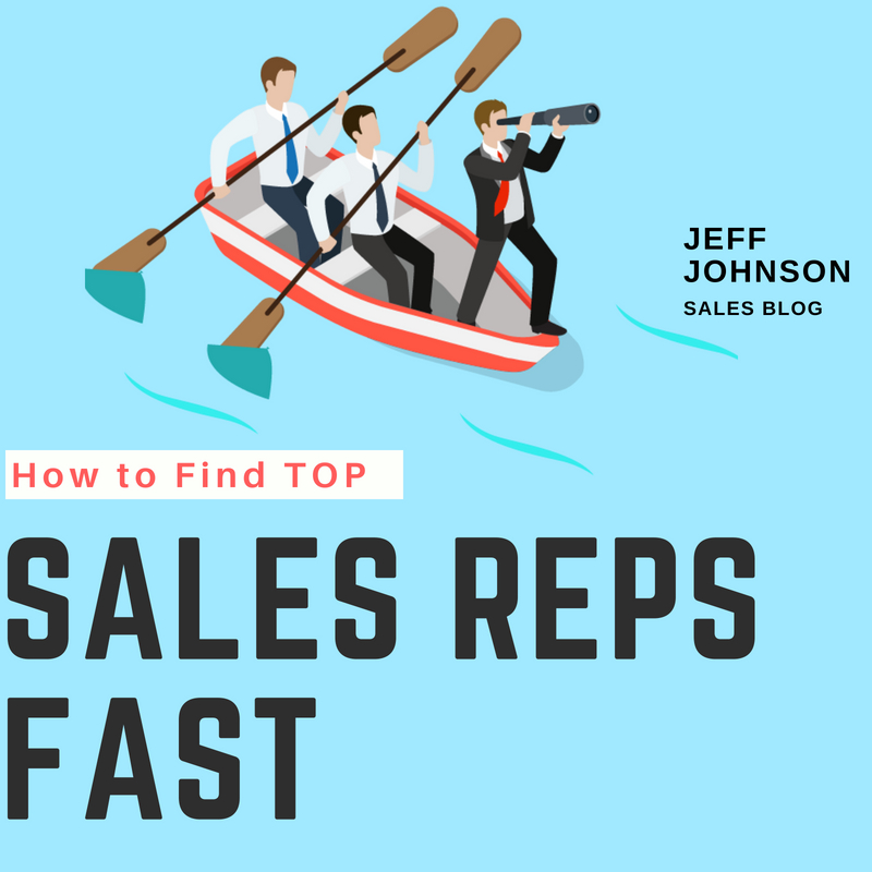 How to Find Top Sales Reps Fast