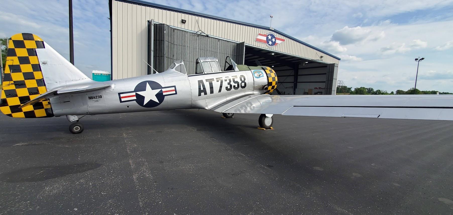 A T6 Texan