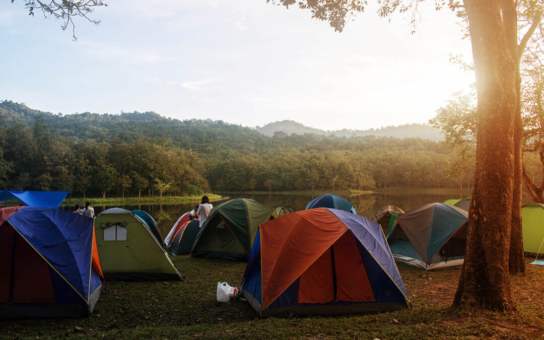 Camping Information for the Air Fair