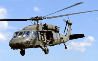UH-60 Black Hawk from TN National Guard will be at Air Fair