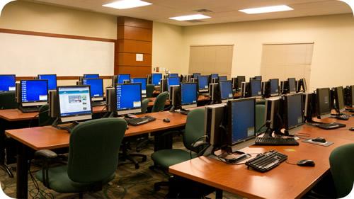 WordPress Training Class at Nova Southeastern University