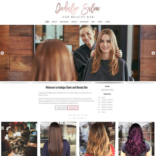 Indulge Salon and Beauty Bar