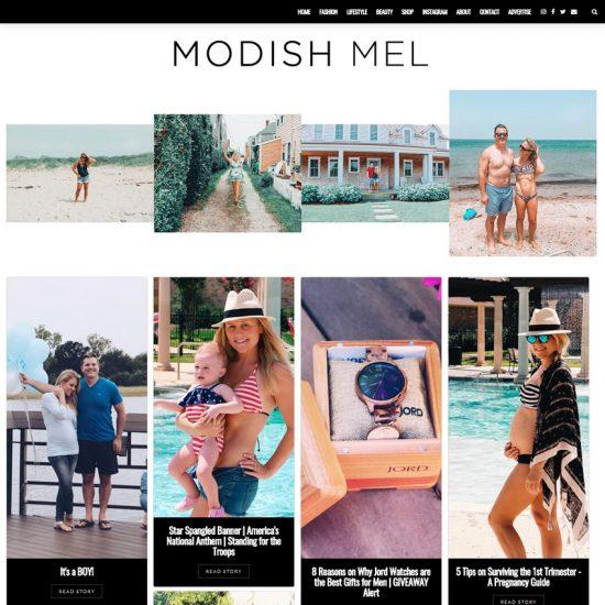 Modish Mel