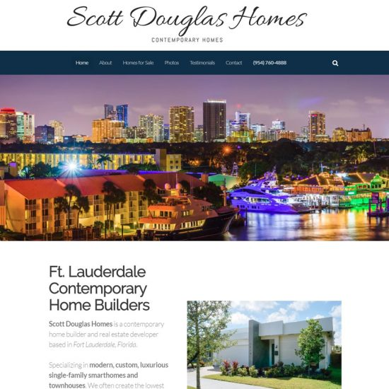 Scott Douglas Homes