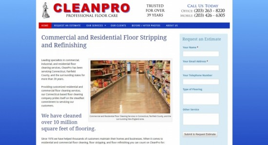 CleanPro Floor Care