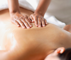 CBD Massage Scottsdale