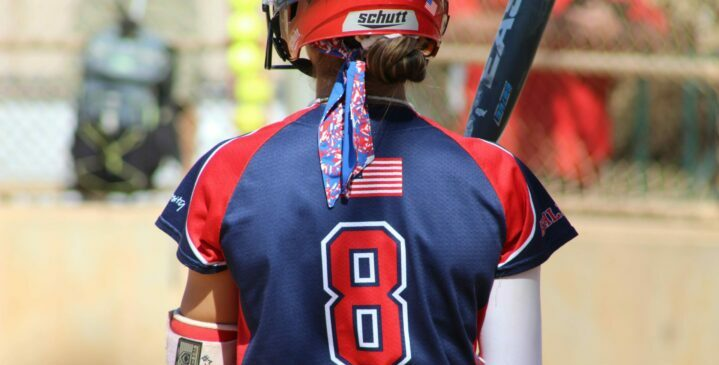 Player #8 Wants You To Join USA Athletics
