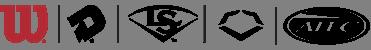Wilson & DeMarini logos