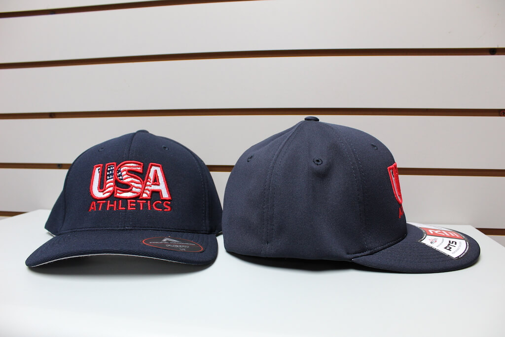 Flex Fit Moisture Hat Solid Navy S/M, L/XL $26.50