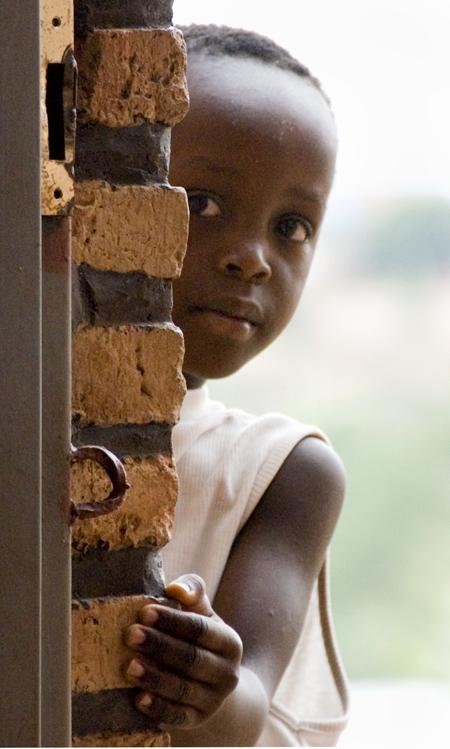 Girl at Door. 09-29-07