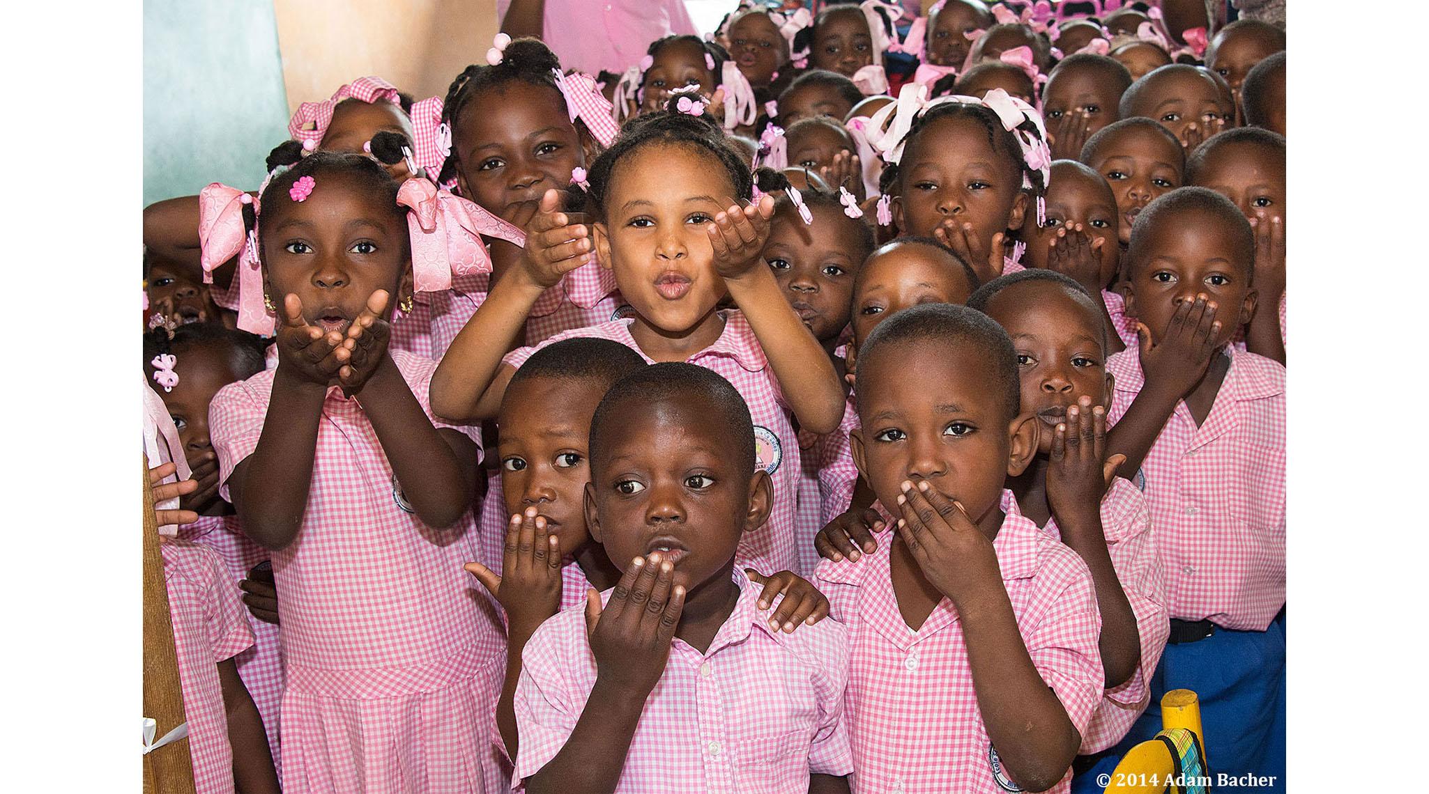 Why go to Haiti?