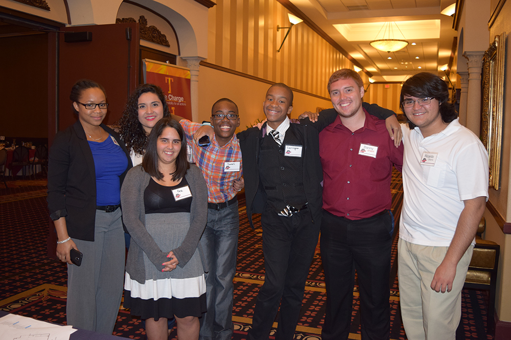 Firewall Centers Hosts Annual Student-to-Leader Luncheon