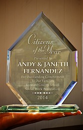 "Firewall Founders Awarded ""Broward Citizens of the Year 2014"""