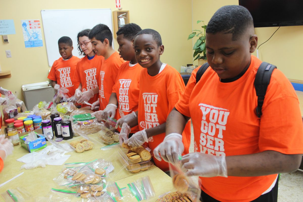 400 At-Risk Students Take Broward County by Storm
