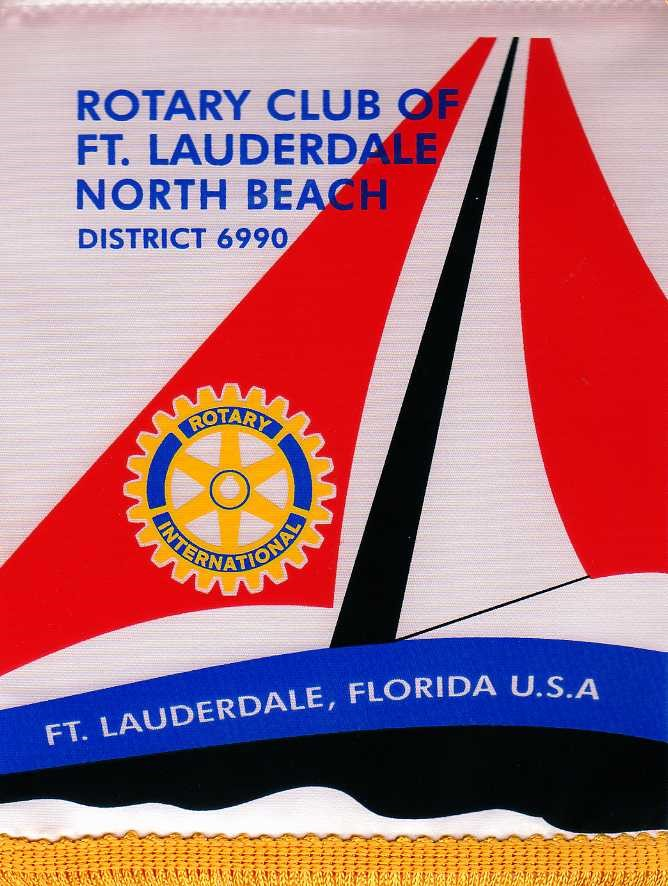 Rotary Club of Fort Lauderdale North Beach Gives $10,000 towards expansion of Firewall Centers programs