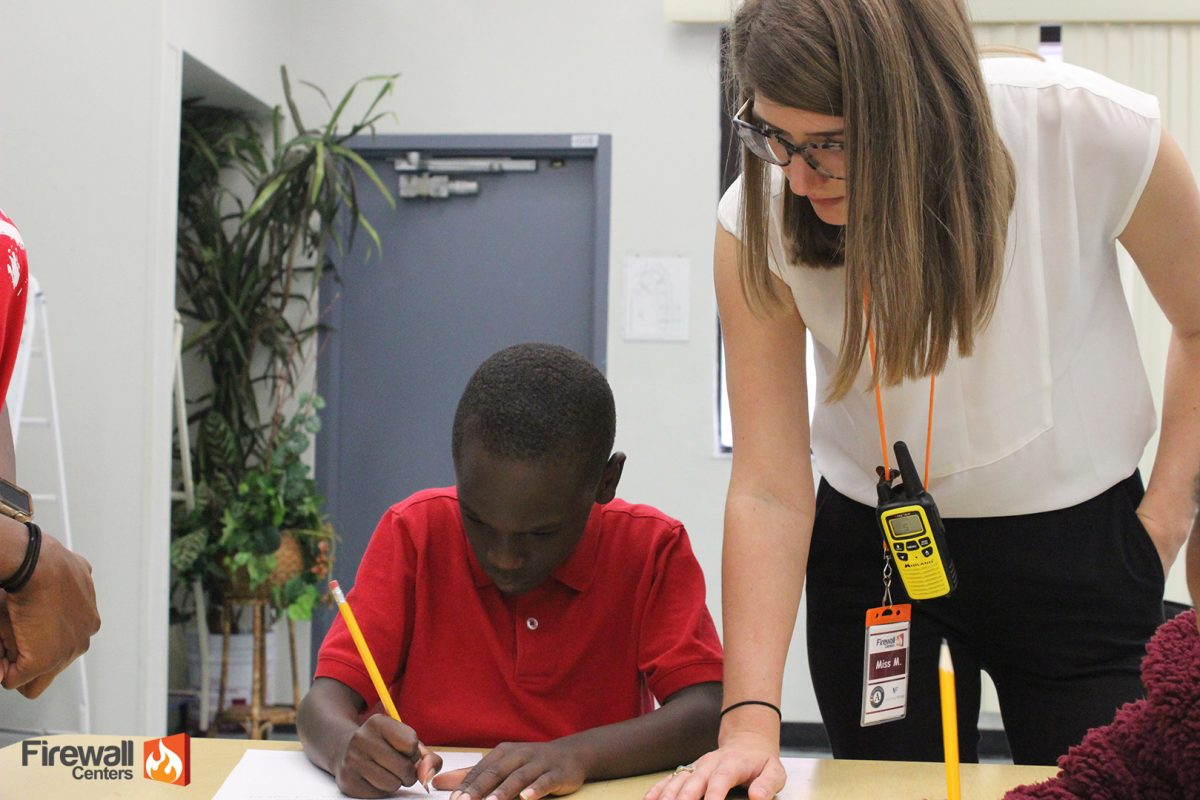 Walker Elementary Opens- An Interview with Firewall's Curriculum Specialist