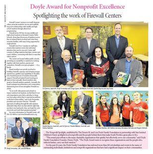 Doyle Award for Nonprofit Excellence