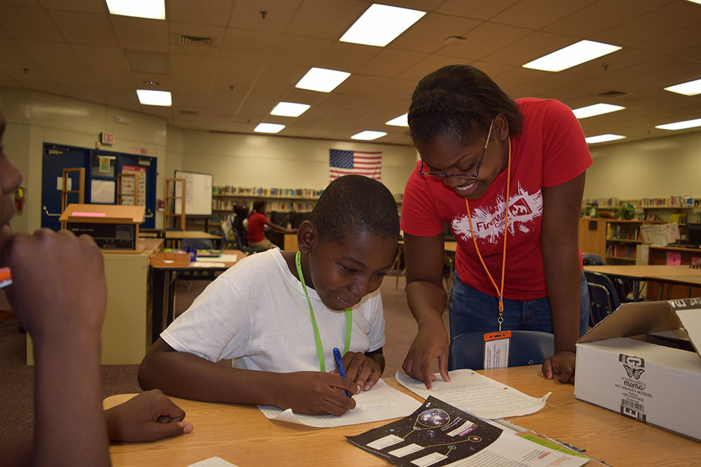 Firewall Centers Receives Third Year of Funding for School is Cool Program at Bair and Plantation Middle Schools