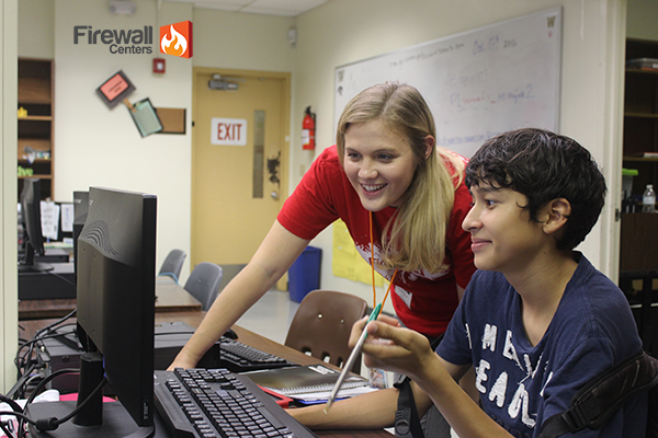 Firewall Centers receives AmeriCorps Grant to Support the Academic Success of Broward County Students