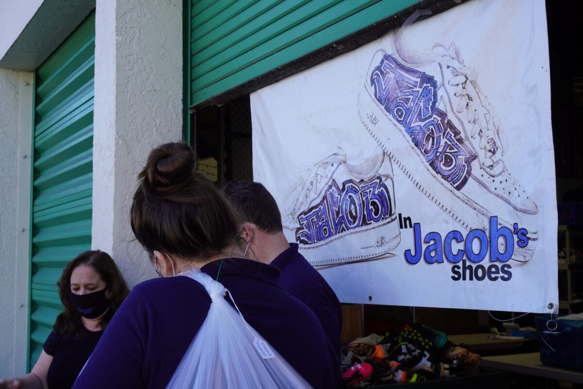 In Jacob's Shoes Outreach