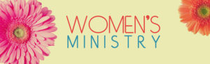 Women's Ministry Meeting @ First Baptist Church of Webster
