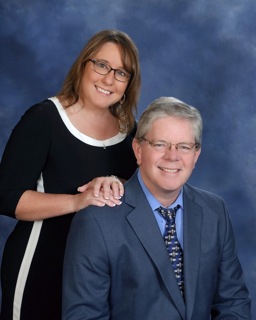 Pastor Don Grant and his wife Margie
