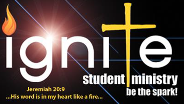 Wednesday Night Ignite Students