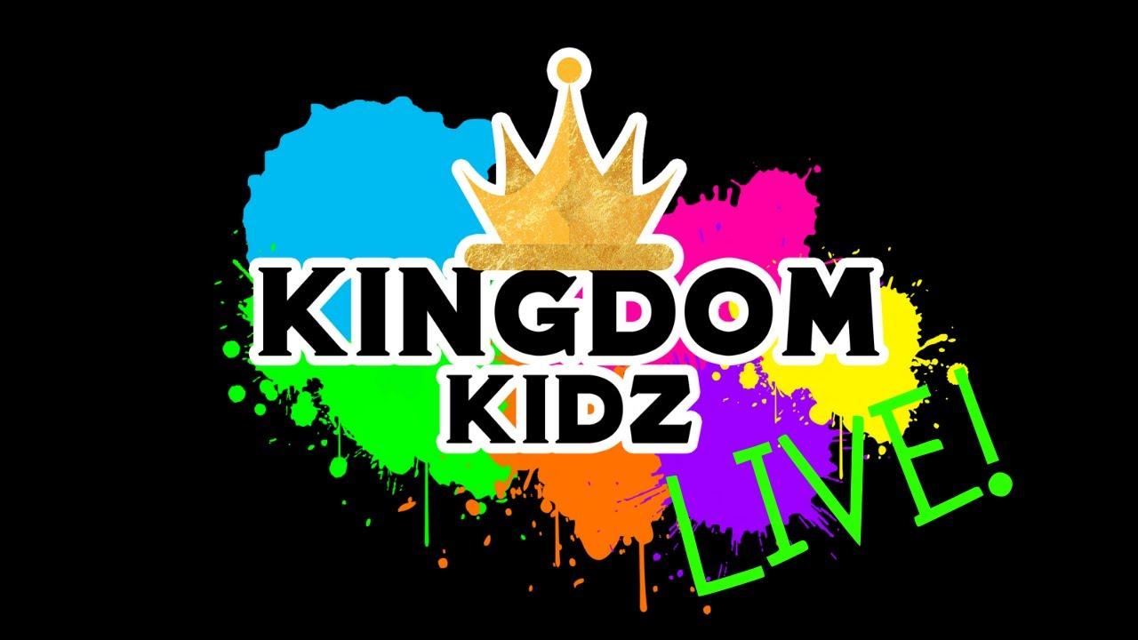 Wednesday Night Kingdom Kidz Live