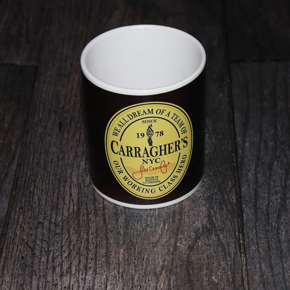 Carragher's Brand Mug