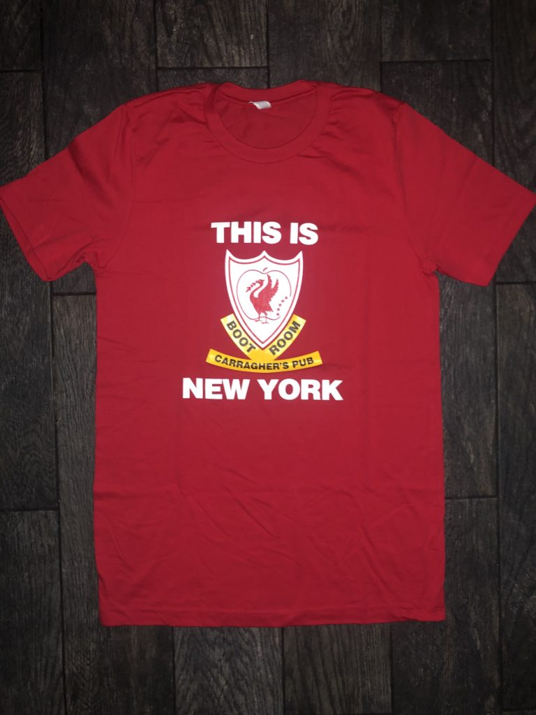 This is New York Shirt