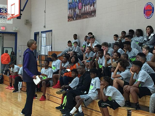 TJ Ford Academy Skillz2Success Program